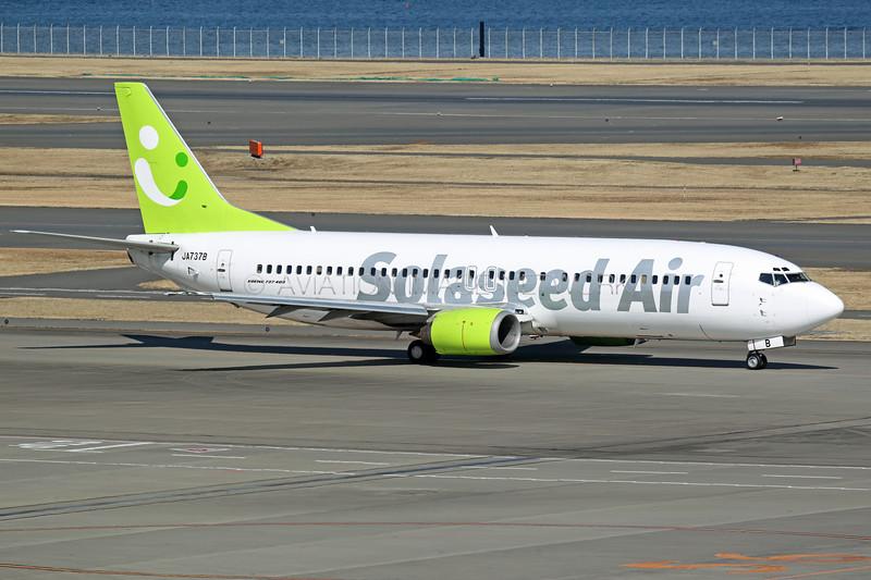 JA737B | Boeing 737-46Q | Air DO