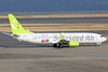 JA808X | Boeing 737-81D | Solaseed Air