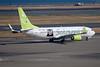 JA802X | Boeing 737-86N | Solaseed Air