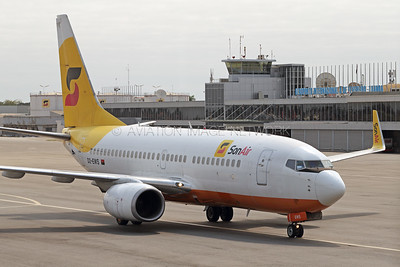 D2-EWS   Boeing 737-7HB   SonAir