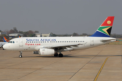 ZS-SFL | Airbus A319-131 | South African Airways