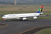 ZS-SLF | Airbus A340-212 | South African Airways