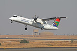 ZS-YBP | Bombardier Dash 8-Q402 | South African Express