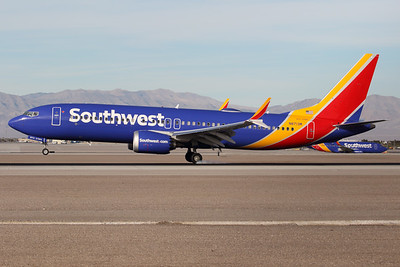 N8713M | Boeing 737 MAX 8 | Southwest Airlines