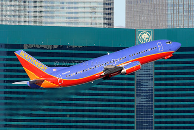 N349SW | Boeing 737-3H4 | Southwest Airlines