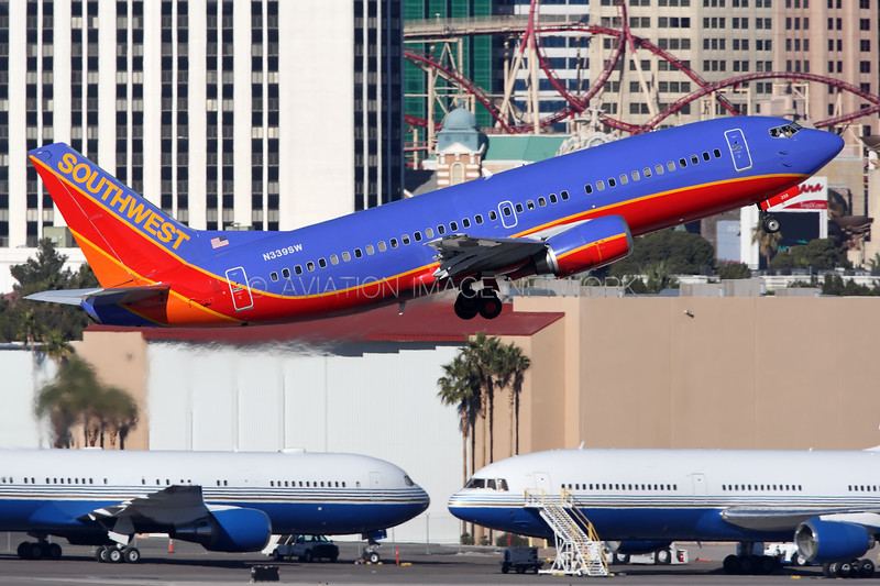 N339SW | Boeing 737-3H4 | Southwest Airlines