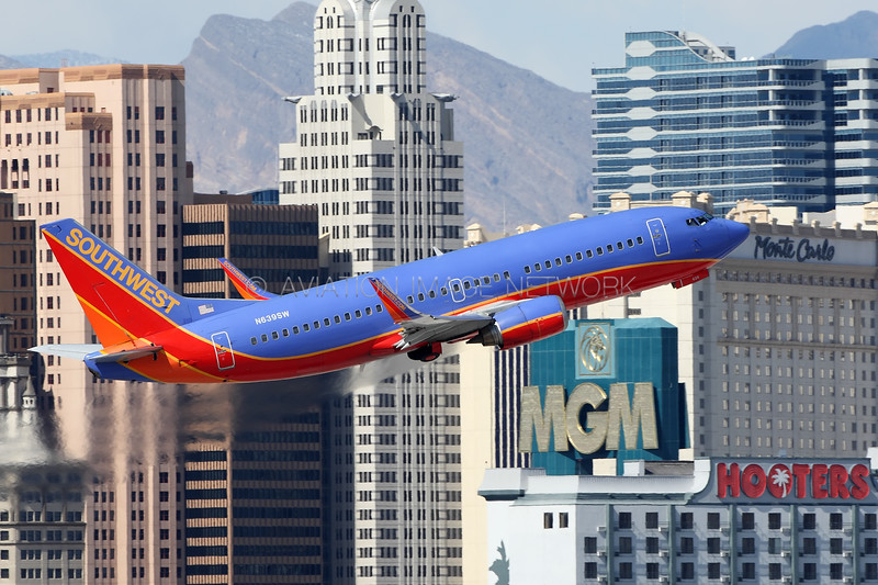N639SW | Boeing 737-3H4 | Southwest Airlines