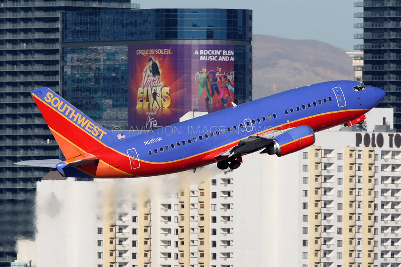 N515SW | Boeing 737-5H4 | Southwest Airlines