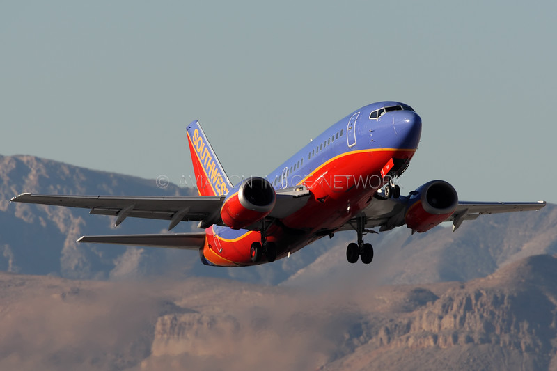 N501SW | Boeing 737-5H4 | Southwest Airlines