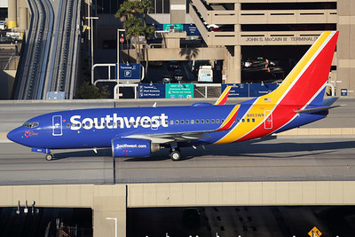 N953WN   Boeing 737-7H4   Southwest Airlines