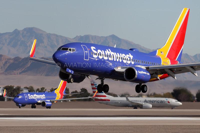 N7818L | Boeing 737-76N | Southwest Airlines