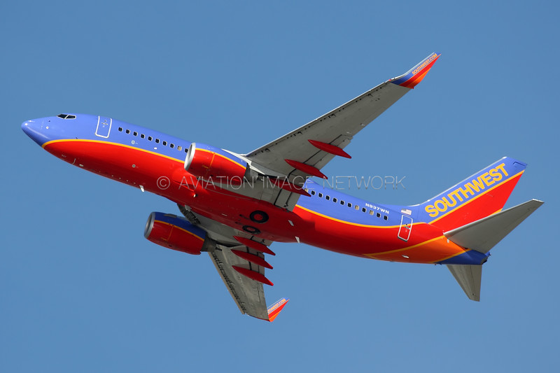 N937WN | Boeing 737-7H4 | Southwest Airlines