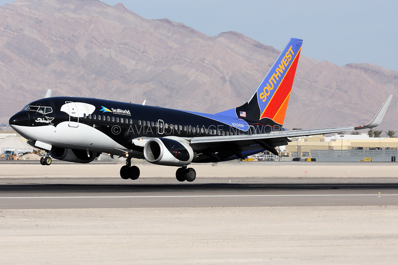 N713SW | Boeing 737-7H4 | Southwest Airlines