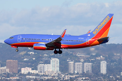 N7745A | Boeing 737-7BD | Southwest Airlines