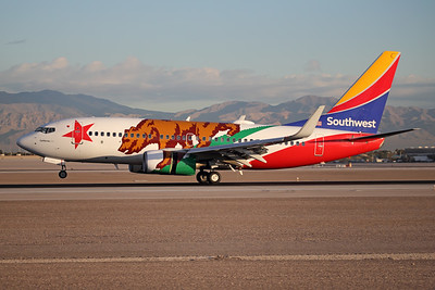 N943WN | Boeing 737-7H4 | Southwest Airlines