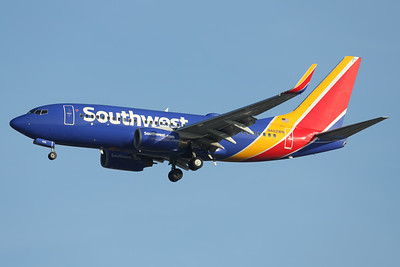 N462WN | Boeing 737-7H4 | Southwest Airlines