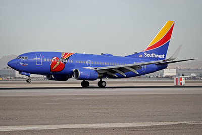 N409WN   Boeing 737-7H4   Southwest Airlines