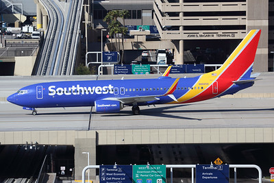 N8665D   Boeing 737-8H4   Southwest Airlines