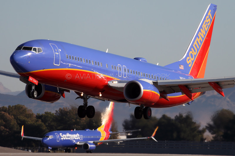 N8314L | Boeing 737-8H4 | Southwest Airlines