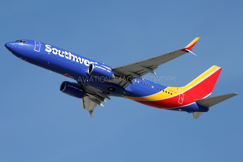 N8659D | Boeing 737-8H4 | Southwest Airlines