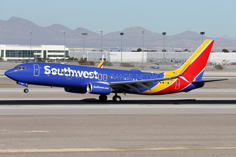 N8504G | Boeing 737-8H4 | Southwest Airlines