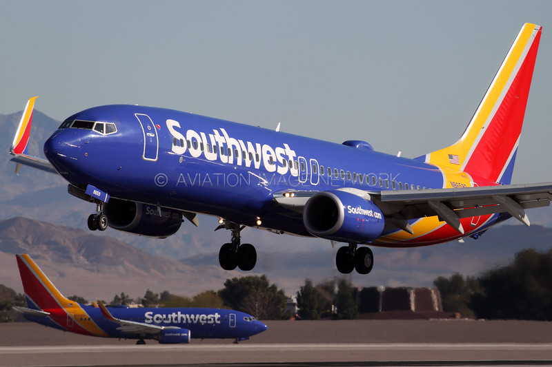 N8659A | Boeing 737-8H4 | Southwest Airlines