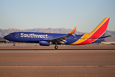 N8568Z | Boeing 737-8H4 | Southwest Airlines