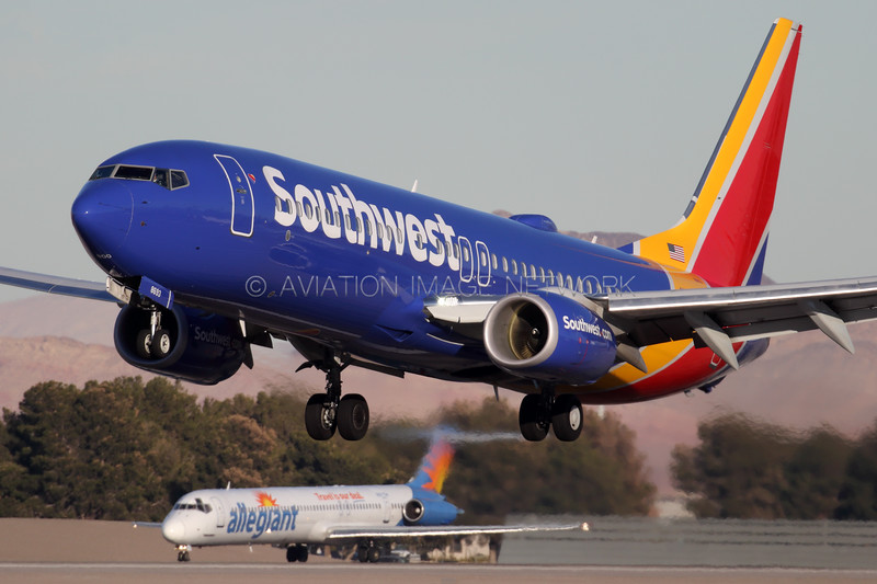 N8693A | Boeing 737-8H4 | Southwest Airlines