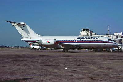 EC-CGY | McDonnell Douglas DC-9-14 | Spantax