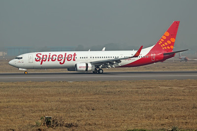 VT-SGD   Boeing 737-9GJ/ER   Spicejet