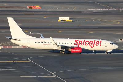 VT-SLN | Boeing 737-81M | SpiceJet