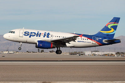 N533NK | Airbus A319-132 | Spirit Airlines