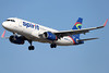 N618NK | Airbus A320-232 | Spirit Airlines