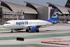 N631NK | Airbus A320-232 | Spirit Airlines