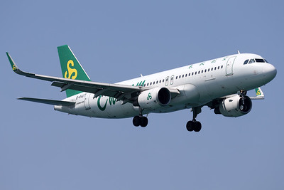 B-8427 | Airbus A320-214 | Spring Airlines