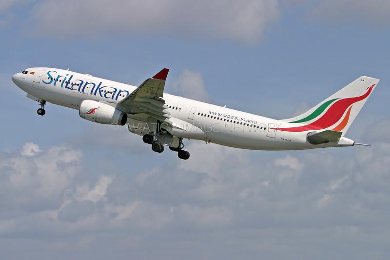 4R-ALA | Airbus A330-243 | SriLankan Airlines