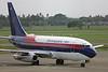 PK-CJE | Boeing 737-2T4 | Sriwijaya Air