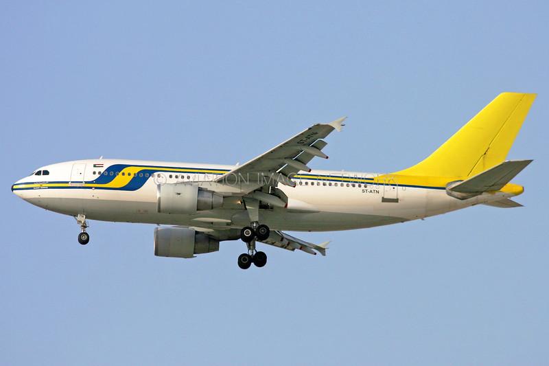 ST-ATN | Airbus A310-324 | Sudan Airways