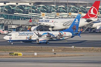 TC-SNN | Boeing 737-83S | SunExpress