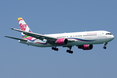 UP-B6703   Boeing 767-332/ER   Sunday Airlines
