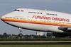 PZ-TCM | Boeing 747-306M | Surinam Airways