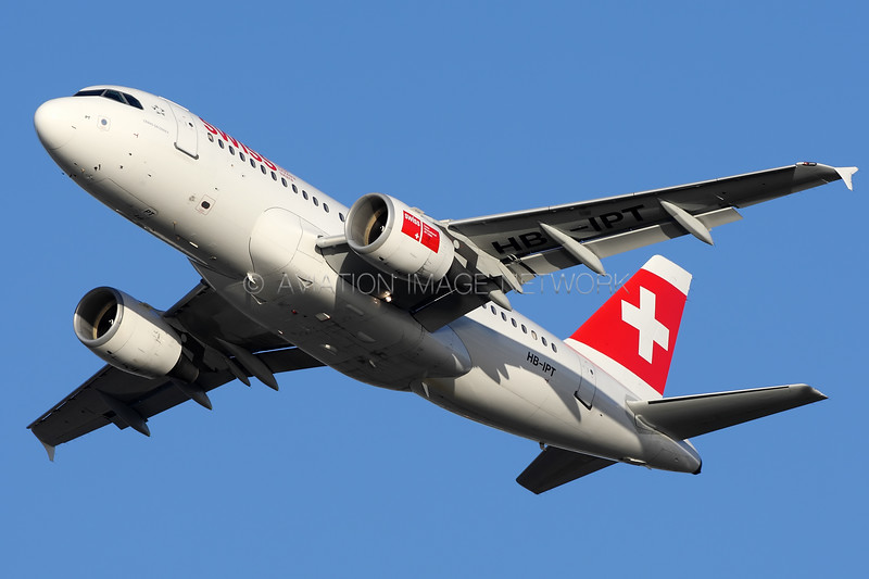 HB-IPT | Airbus A319-112 | Swiss International Airlines