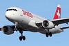 HB-JLT | Airbus A320-214 | Swiss International Airlines