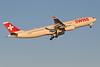 HB-JHF | Airbus A330-343 | Swiss International Air Lines