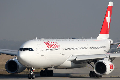 HB-JHI | Airbus A330-343 | Swiss International Airlines