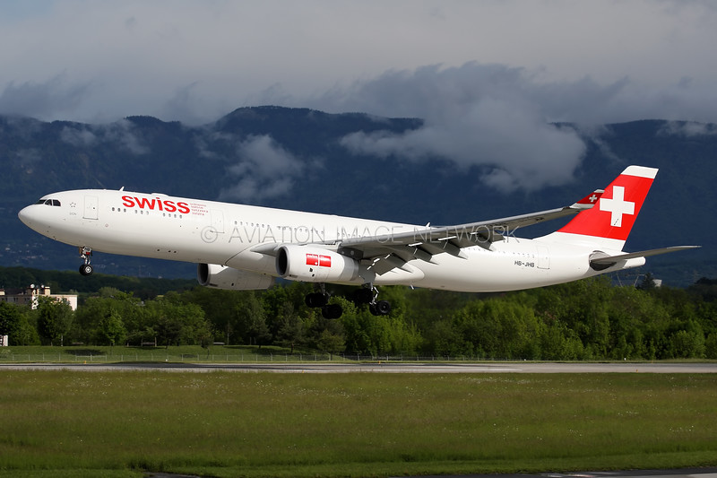 HB-JHB | Airbus A330-343 | Swiss International Airlines