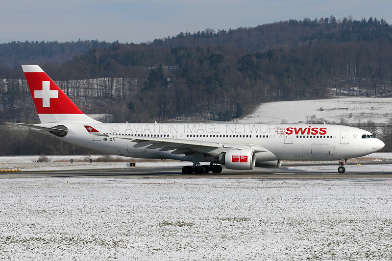 HB-IQA | Airbus A330-223 | Swiss International Airlines