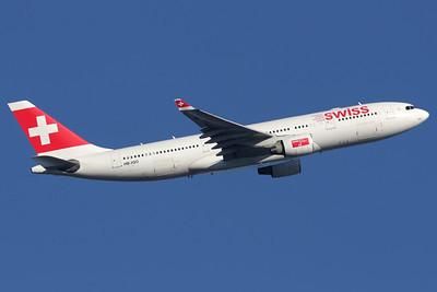 HB-IQO | Airbus A330-223 | Swiss International Air Lines