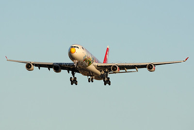 HB-JMJ | Airbus A340-313 | Swiss International Airlines