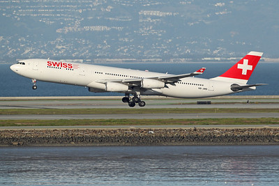 HB-JMB | Airbus A340-313 | Swiss International Air Lines